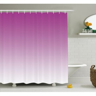 Affordable Price Fred Romantic Modern Flowers Shower Curtain By Harriet Bee