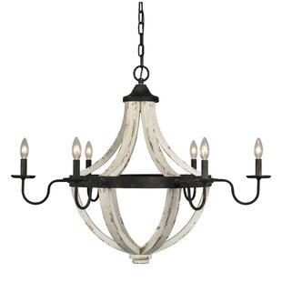 Anadarko 6-Light Candle Style Chandelier by Gracie Oaks