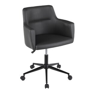 Milton Task Chair by Wrought Studio 2019 Coupon