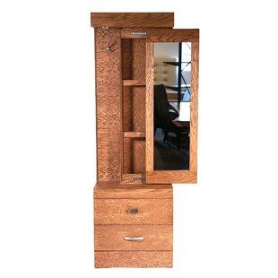 REZ Furniture Munich Vanity with Mirror
