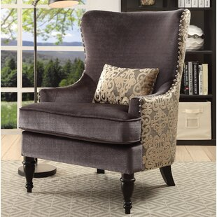 Deming Wingback Chair