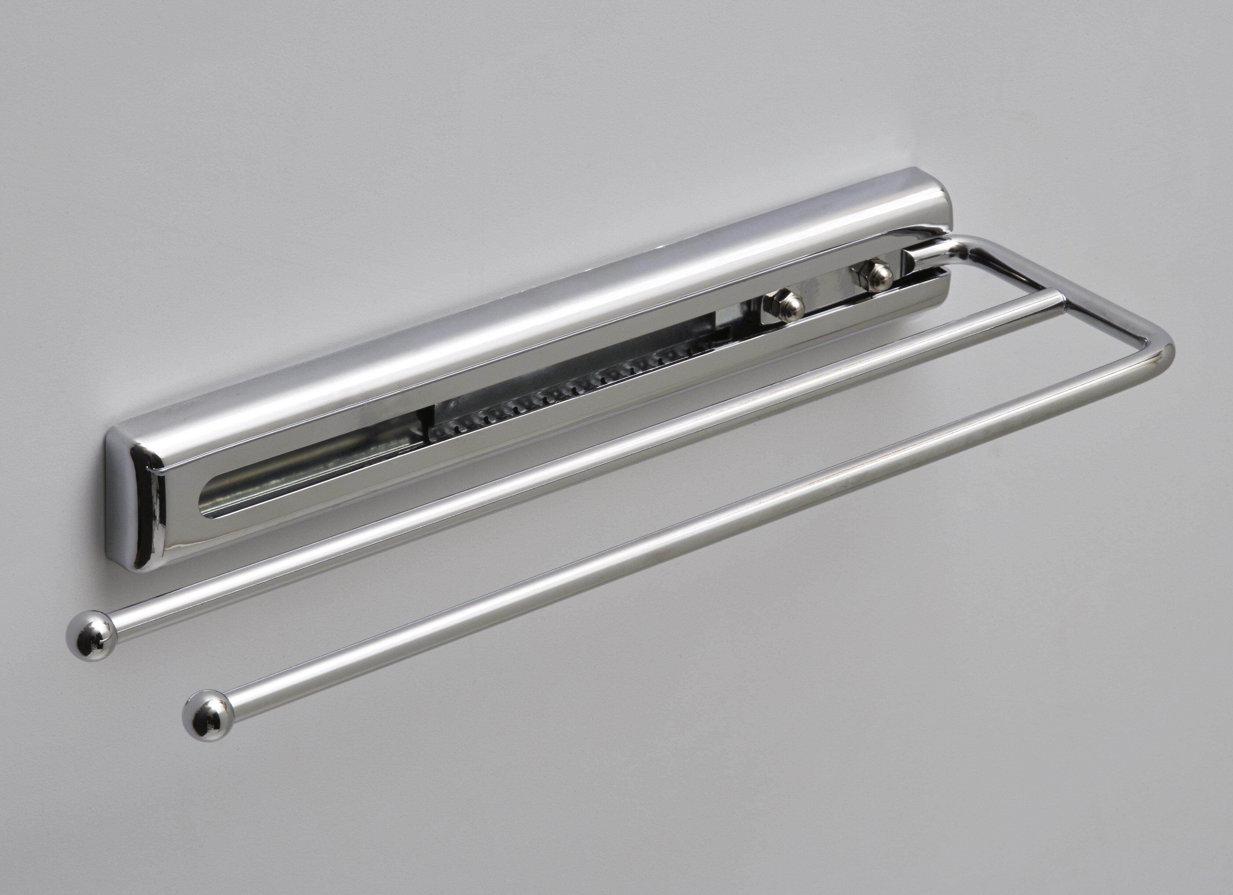 32 5cm Fixture Mounted Towel Rail