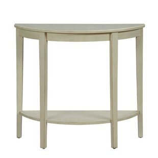 Spruce Hill Half Moon Console Table by Red Barrel Studio