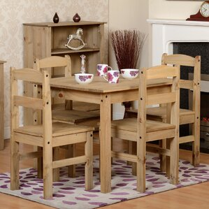 Harold Parker Dining Set With 4 Chairs Part 87