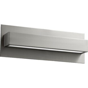 Oxygen Lighting Courtney 1-Light LED Flush Mount