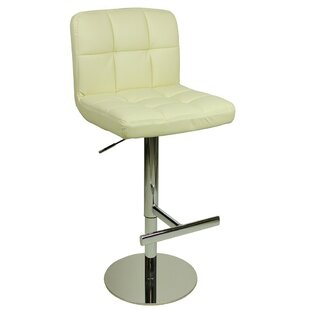 Batson Height Adjustable Bar Stool By Metro Lane