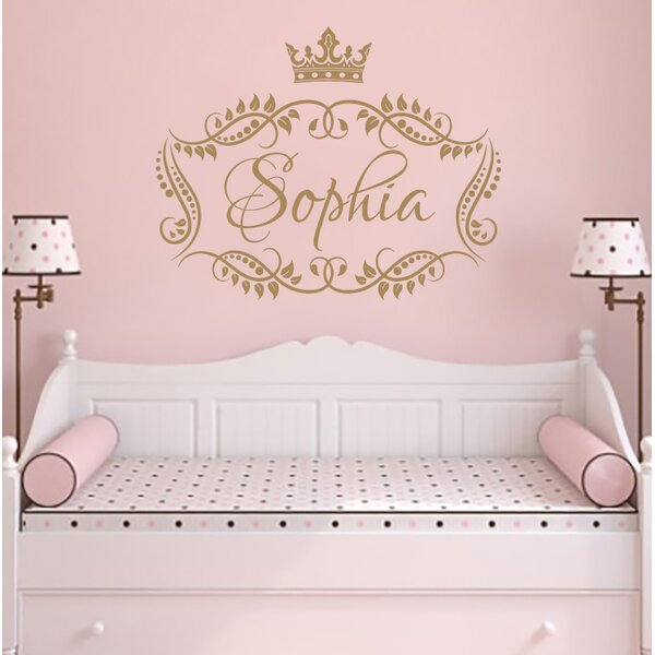 baby name wall decals | wayfair