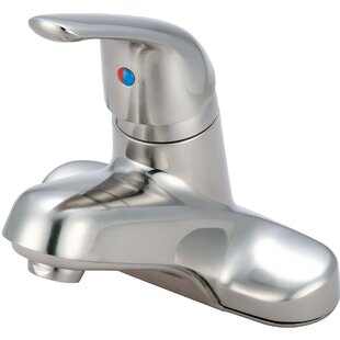 Centerset Standard Bathroom Faucet ByOlympia Faucets