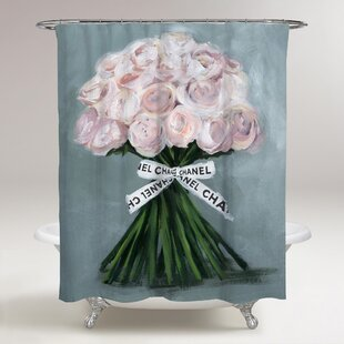 Oakledge The Perfect Bouquet Single Shower Curtain