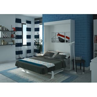 Best Reviews Gautreau Queen Murphy Bed by Brayden Studio Reviews (2019) & Buyer's Guide