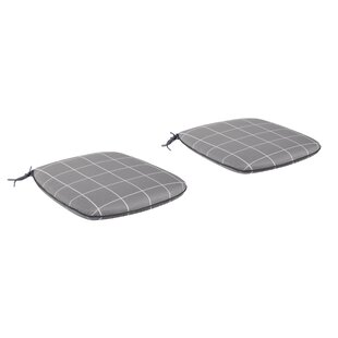 Café Roma Garden Seat Cushion (Set Of 2) By Kettler UK
