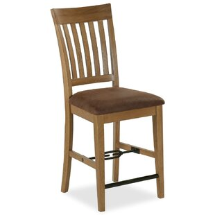 Annette Slatted Upholstered Dining Chair - Gathering Height (Set Of 2) By Natur Pur