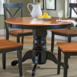 Standridge Pedestal Dining Table