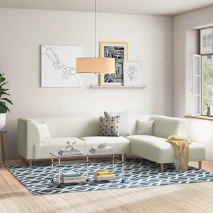 Wodan Corner Sofa By Zipcode Design