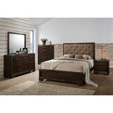 Queen Standard 4 Piece Dresser Set by Gracie Oaks