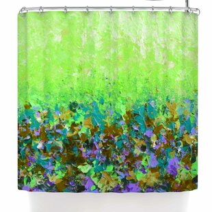 Ebi Emporium Nature's Living Room Single Shower Curtain