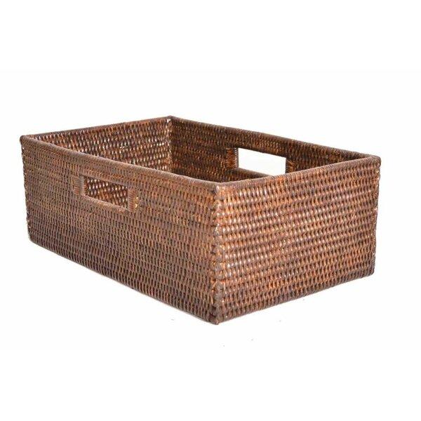 Woven Rectangular Baskets Wayfair