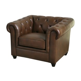 Snell Tufted Chesterfield Chair