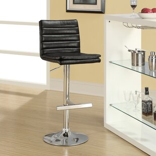 30 Adjustable Height Swivel Bar Stool (Set of 2)