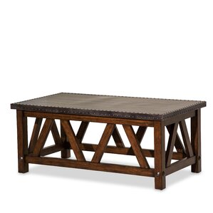 Brighton Rectangular Coffee Table by Michael Amini (AICO)