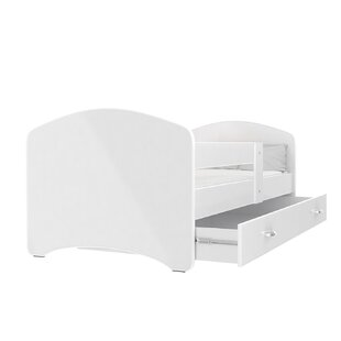 Dugan Toddler Bed With Drawers By Harriet Bee