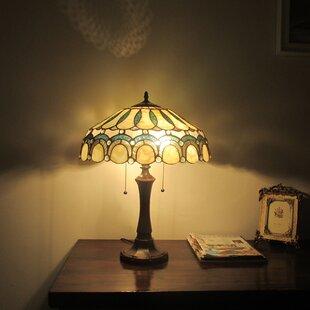 Dowdell Tiffany 2 Light Victorian 22
