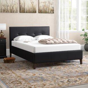 Myles Upholstered Bed Frame By Brayden Studio