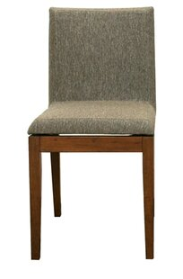 Union Rustic Pericles Square Parsons Chair (Set of 2)