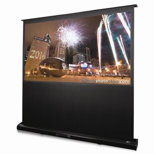 Kestrel CineWhite Black 80 inch  diagonal Portable Projection Screen