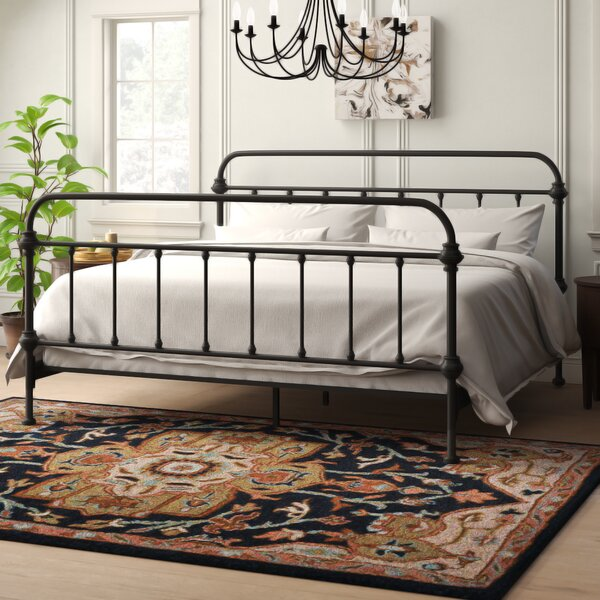 Shop Cortes Standard Bed from Wayfair on Openhaus