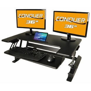 Conquer Desktop Standing Desk