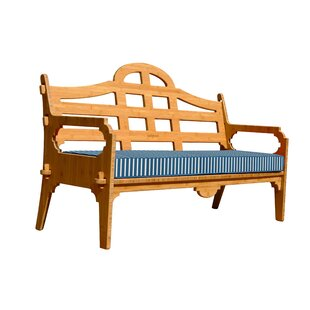 Burliegh Patio Sofa with Cushion