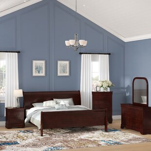 Braiden Sleigh Configurable Bedroom Set