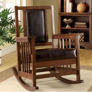 Loon Peak Hennis Rocking Chair