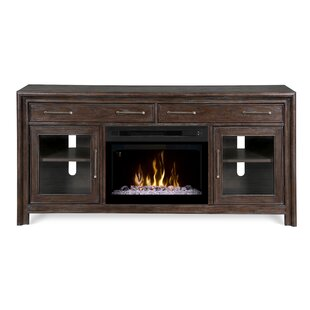 Woolbrook 68 TV Stand with Fireplace by Dimplex
