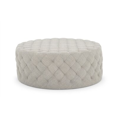 Amin Tufted Cocktail Ottoman by Darby Home Co