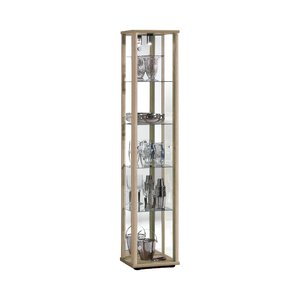 Glass Curio Cabinets With Lights. . Perfect For Corners This Curio ...