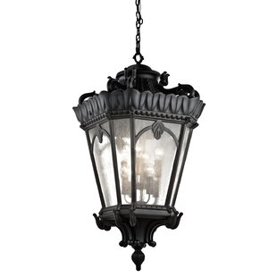 Great Price Guzzi 8-Light Outdoor Hanging Lantern By Fleur De Lis Living