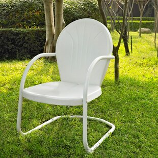 White Patio Dining Chairs