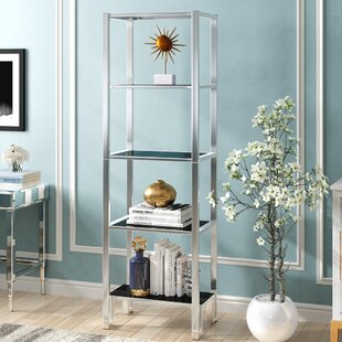Olander Etagere Bookcase by Willa Arlo Interiors