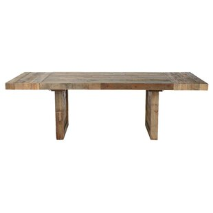 Abbey Extendable Dining Table by Mistana