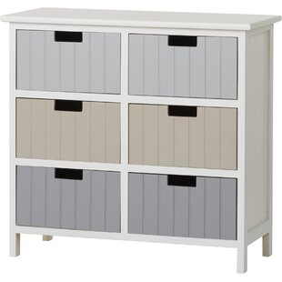 Carver 6 Drawer Chest By Breakwater Bay