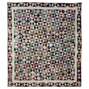 August Grove Cosima Kaleidoscope Quilt