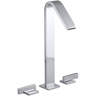 Shopping for Loure Tall Widespread Bathroom Sink Faucet By Kohler