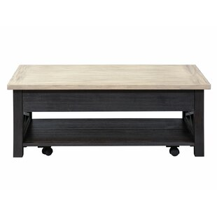 Buhl Lift Top Coffee Table by Loon Peak