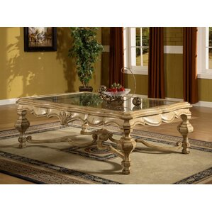 French Quarter Rectangular Coffee Table by E..
