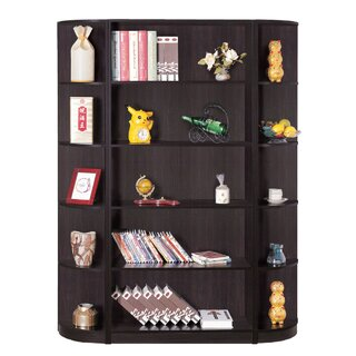 Amritpal Corner Bookcase by Latitude Run SKU:EB776994 Price Compare