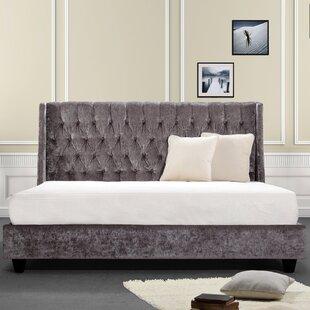 House of Hampton Kampenhout Upholstered Storage Platform Bed