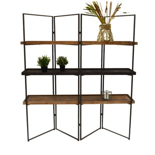 Mauzy 3 Layers Shelf Etagere Bookcase by Williston Forge