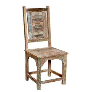 Mcdonnell Solid Wood Dining Chair Bloomsbury Market